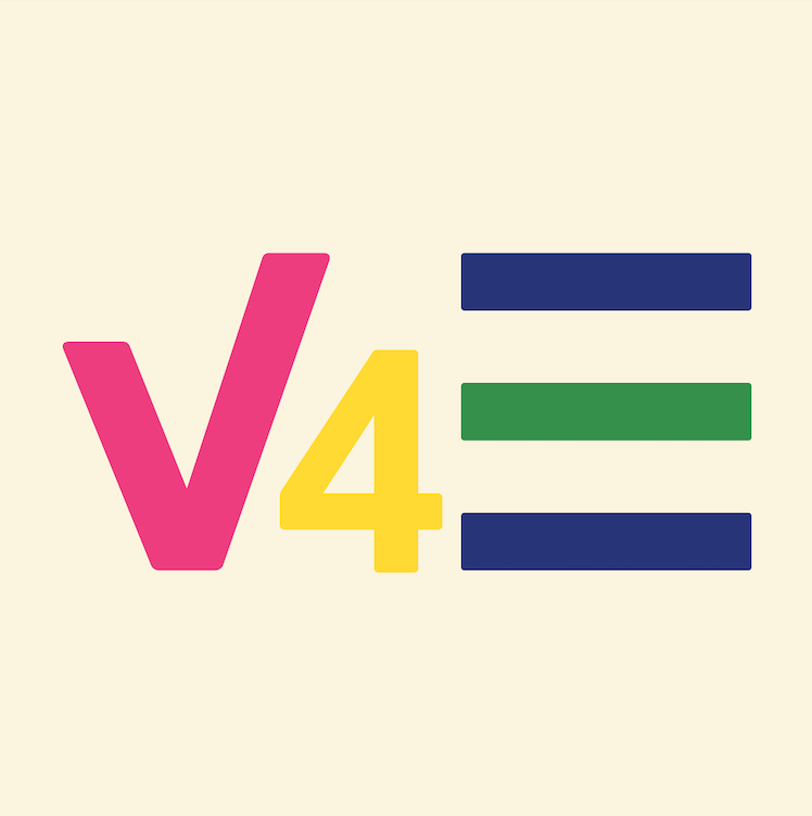 vote for equality logo